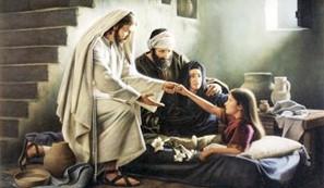 JESÚS NOS CURA