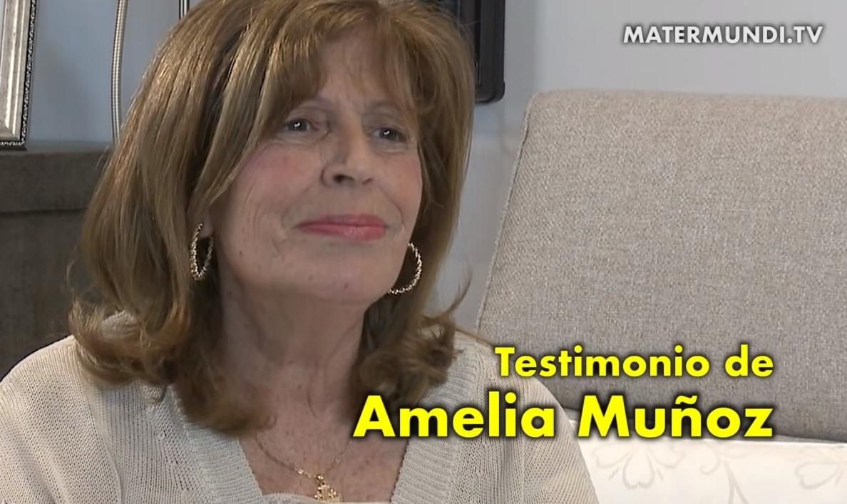 TESTIMONIO:  Amelia, madre de Pachús: una historia de esperanza, perdón y oración