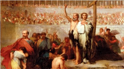 HISTORIA DE LA IGLESIA II - Durante el Imperio Romano