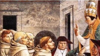 Historia de la Iglesia IV – BAJA EDAD MEDIA