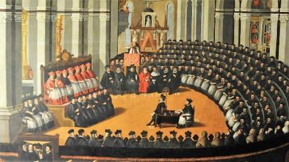 Historia de la Iglesia XI  –  EL CONCILIO DE TRENTO